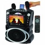 Karaoke USA (GF829) Karaoke Machine