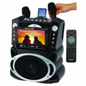 Karaoke USA (GF829) Karaoke Machine