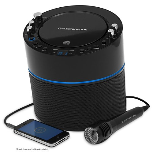 Electrohome EAKAR 300 Karaoke Machine
