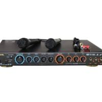 Hisonic MA222 Karaoke Mixer & Dual 2 X 35 watts (PMP) Amplifier