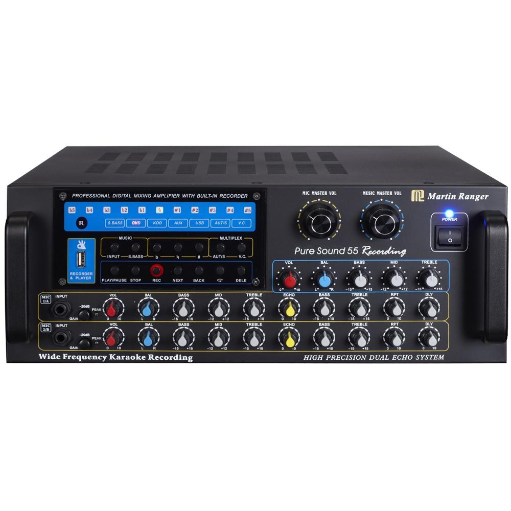 Karaoke Amplifier Amp Mixer Reviews Full Specs And User