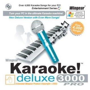 WINGEAR KARAOKE 300