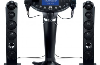 Singing Machine ISM1028Xa Review & Rating